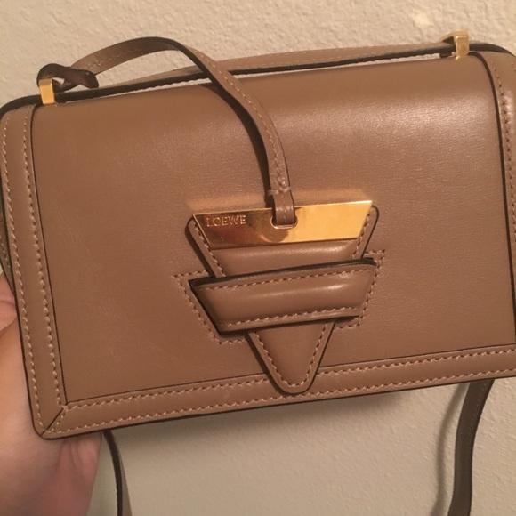 6521e827f0 Loewe Handbags - loewe Barcelona small bag